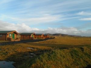 Cozy coastal cottages